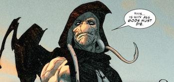 Gorr the God Butcher in the Marvel Comics
