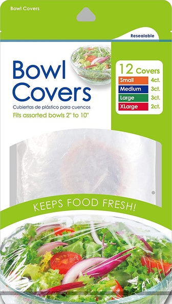 Brite Concepts Reusable Bowl Covers (12-Pack)