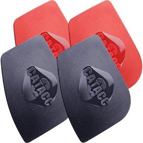 G.CATACC Original Pan Scrapers Set (4-Pack)