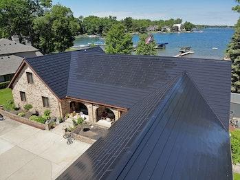 Luma Solar Roof.