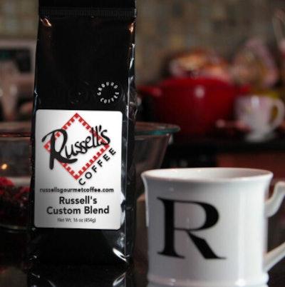 Russell's Custom Blend