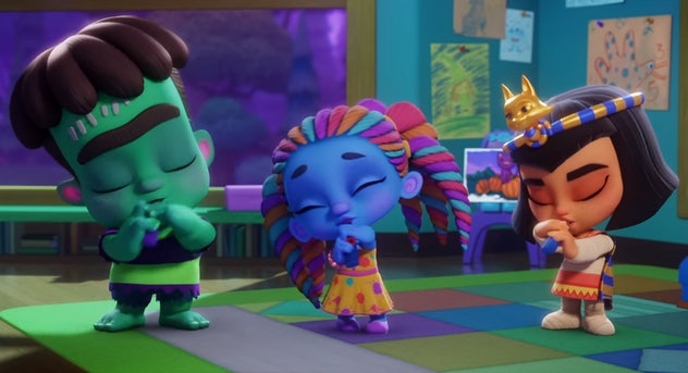 'Super Monsters' features classic movie monsters in a way that's fun for kids.