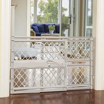 """MYPET North States Paws 40"""" Portable Pet Gate"""
