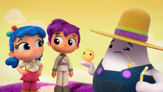 """'True Tunes' is a musical spinoff series based on the characters from """"True and the Rainbow Kingdom."""""""