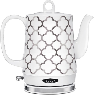 BELLA Electric Ceramic Tea Kettle
