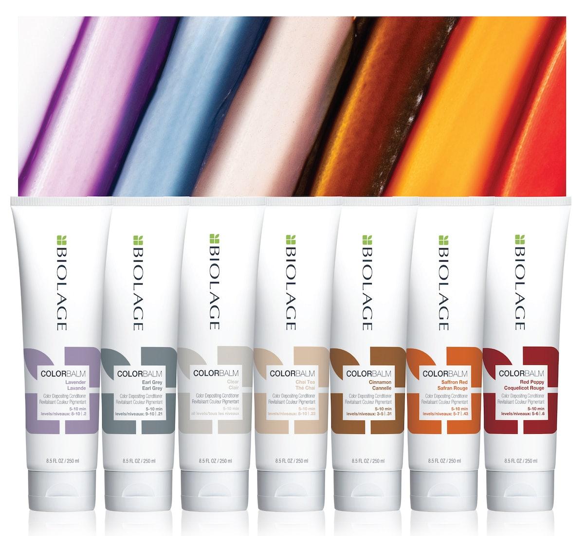 ColorBalm Conditioners
