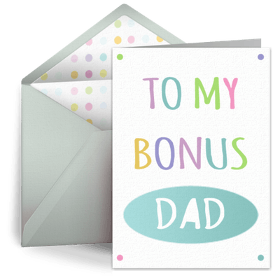 Bonus Dad