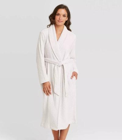 Stars Above™ Women's Cozy Chenille Robe