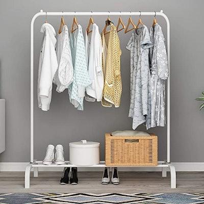 UDEAR Freestanding Garment Rack