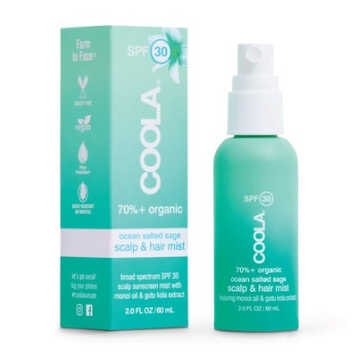 COOLA Sunscreen Scalp Spray