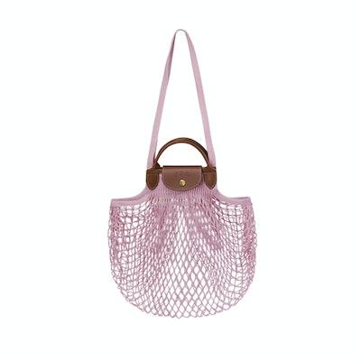 Longchamp LePliage Filet top handle bag