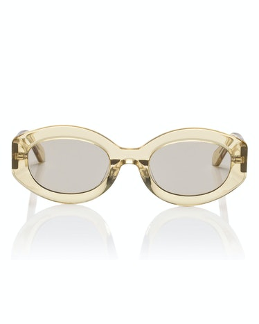 Bishop Oval Sunglasses