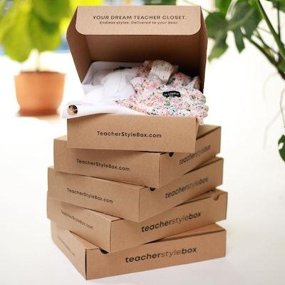 Teacher Style Box