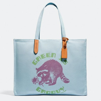 Coach 100 Percent Recycled Tote