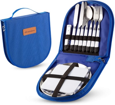 Wealers Camping Cutlery Kit