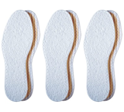 pedag Terry Cotton Insoles (3 Pairs)