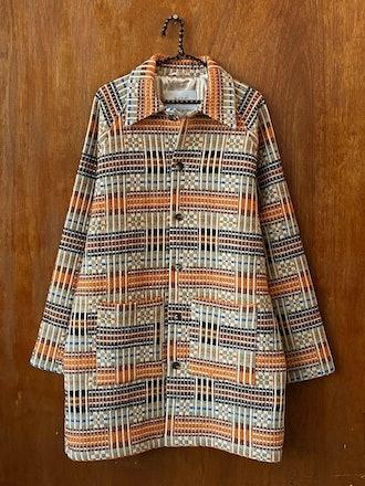 Bode Coverlet Coat
