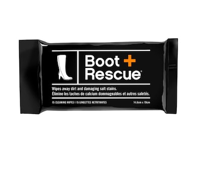 BootRescue All Natural Cleaning Wipes (15-Pack)
