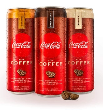 Coca-Cola with Coffee