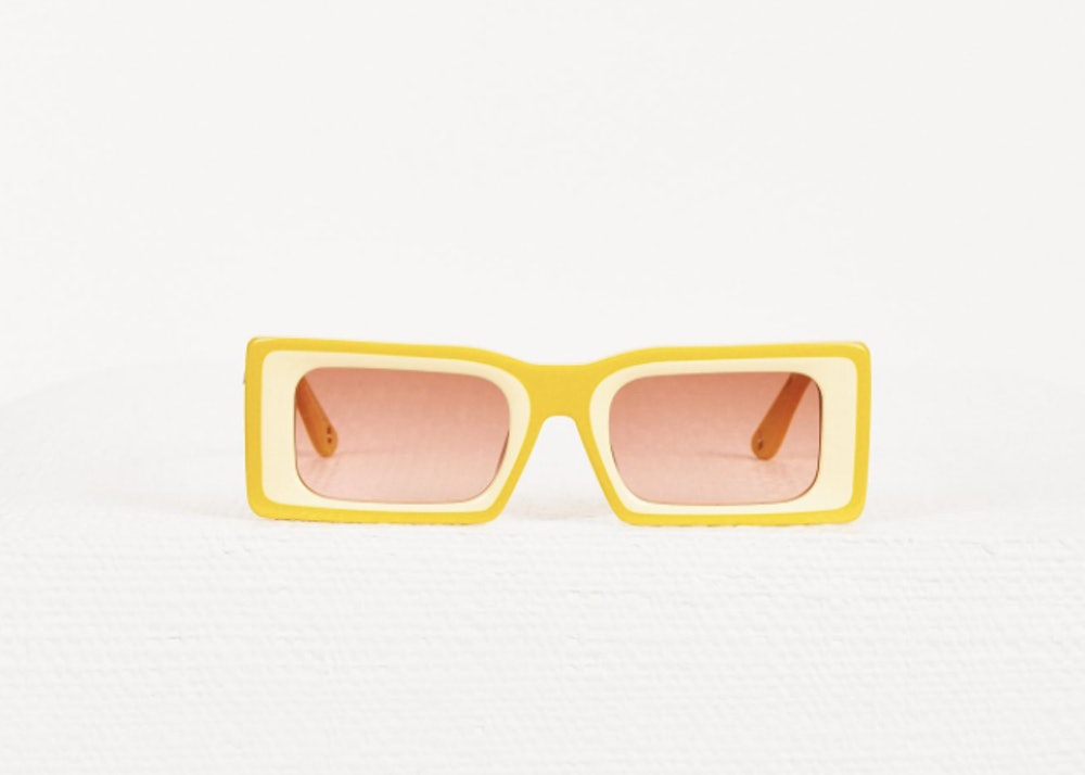 Hera Sunglasses in Canary