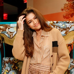 NEW YORK, NEW YORK - FEBRUARY 05: Zendaya attends The Launch of Solar Dream hosted by Fendi on February 05, 2020 in New York City.