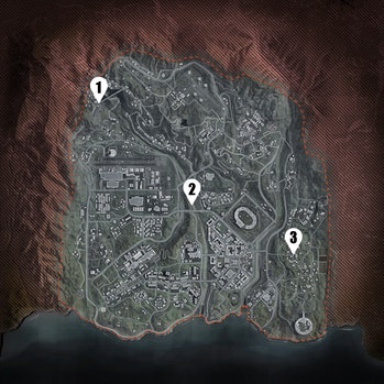 call of duty warzone hunt for adler intel locations map