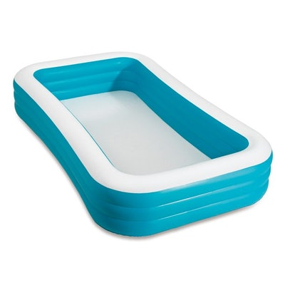 Play Day 10-Foot Inflatable Pool