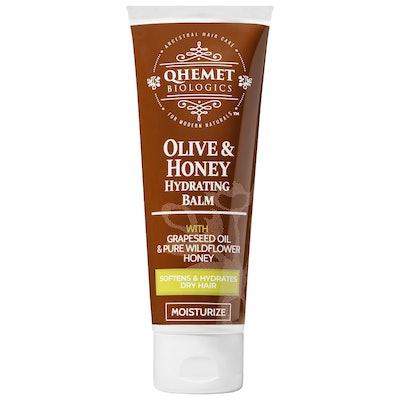 Qhemet Biologics Olive & Honey Hydrating Balm