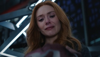 Elizabeth Olsen in WandaVision Episode 8