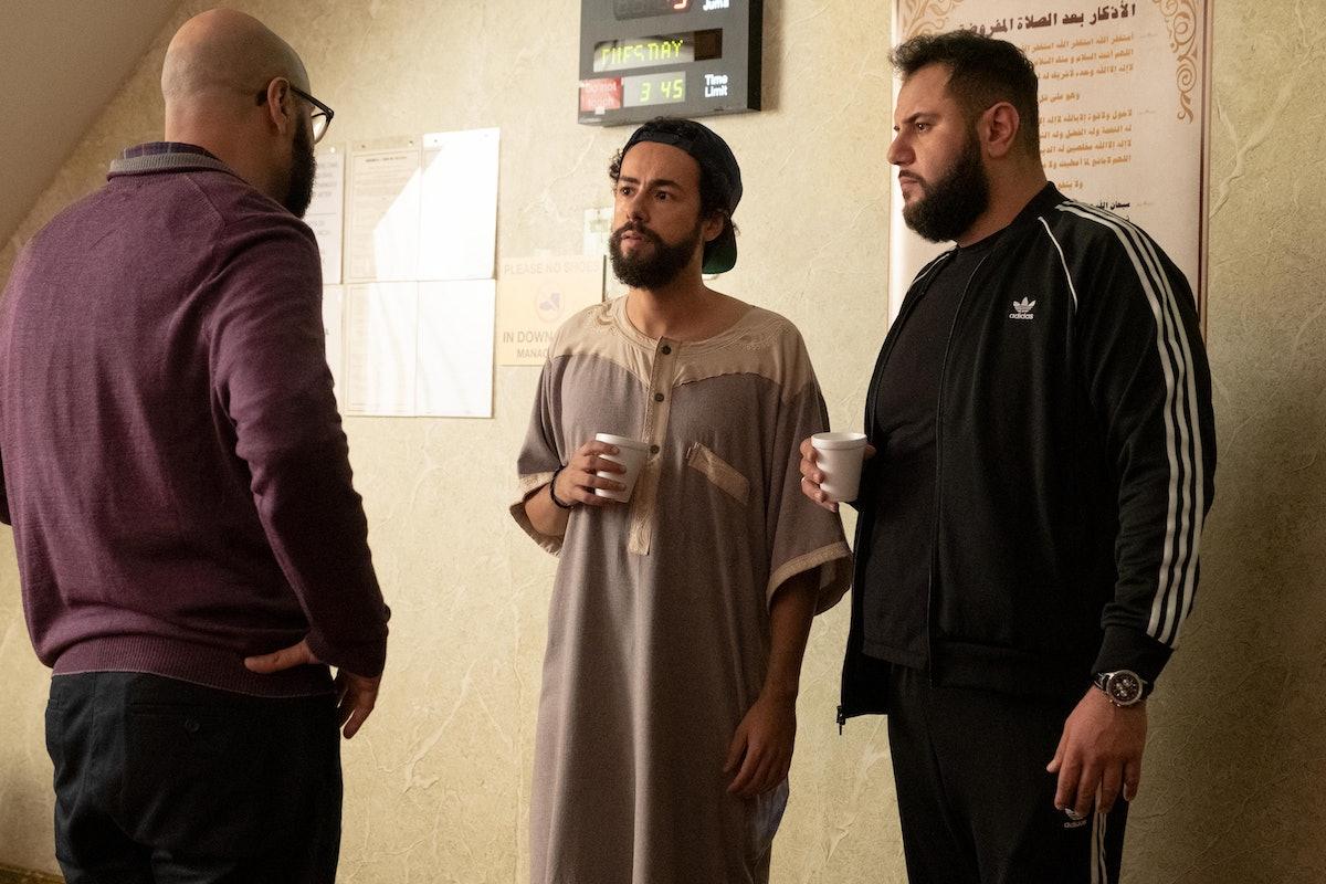 "Still from Ramy, 'Do The Ramadan,"" episode 105"