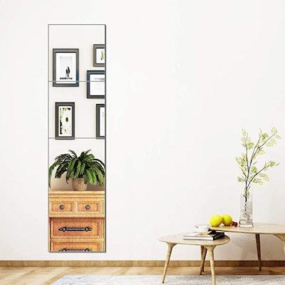 Ruomeng Full Length Mirror Tiles