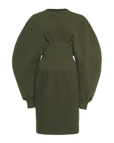 Bottega Veneta Wool Mini Dress
