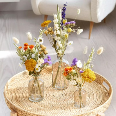 The Dried Flowers Posy Party