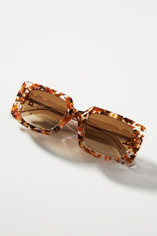 Pared Eyewear Rectangle Sunglasses