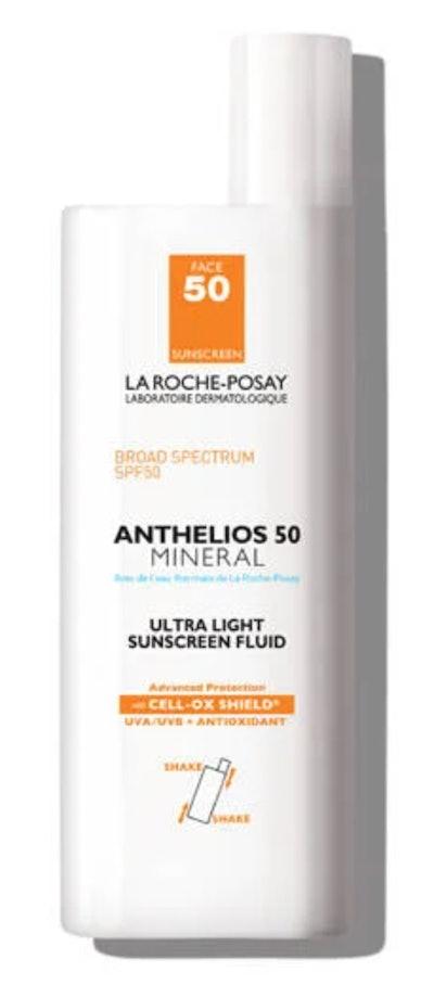 Anthelios Mineral Zinc Oxide Sunscreen SPF 50
