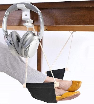 iMissiu Under-Desk  Foot Hammock