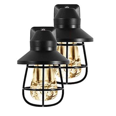 GE Vintage LED Night Lights (2-Pack)