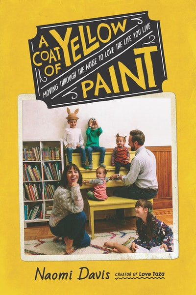 'A Coat of Yellow Paint' by Naomi Davis