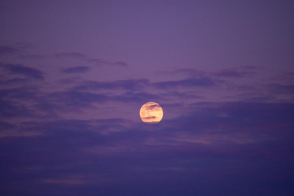 April 2021 Full Moon