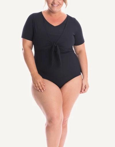 Nursing One Piece Swimsuit