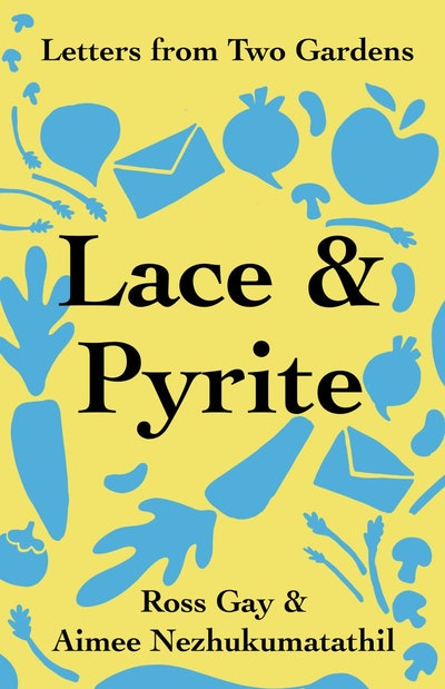 'Lace & Pyrite' by Ross Gay and Aimee Nezhukumatathil