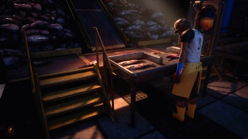 what remains of edith finch fish story