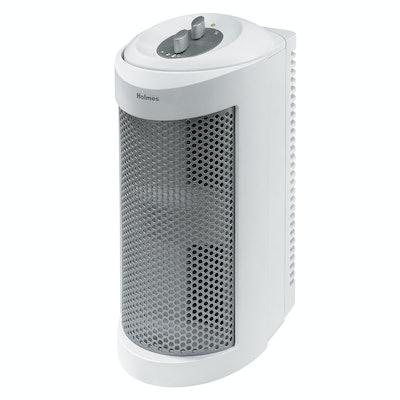 True HEPA Allergen Remover Mini Tower Air Purifier