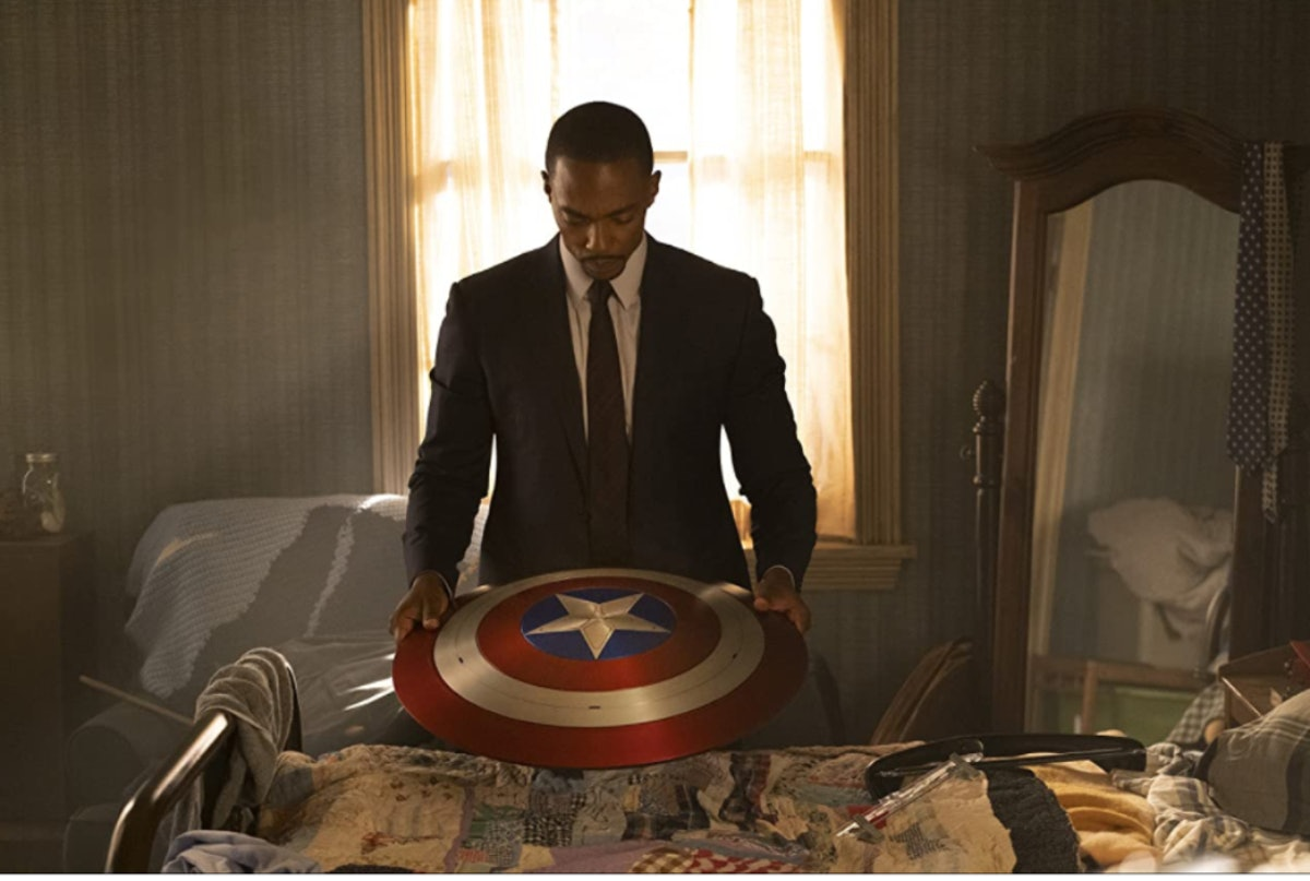 Anthony Mackie will star in 'Captain America 4' from the writers of 'The Falcon and the Winter Soldi...