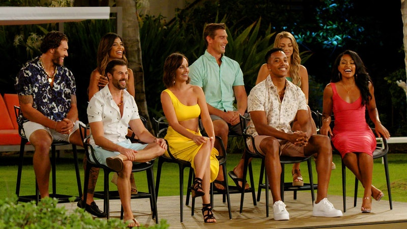 'Temptation Island' Season 3 couples Julian Allen, Thomas Gipson, Kristen Ramos, Chelsea Orcutt, Corey Sobczyk, Kendal Kirkland, Erin Smith, Erica Washington via USA's press site