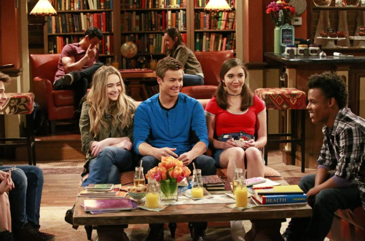 These tweets of 'Girl Meets World' videos are all saying the same thing.