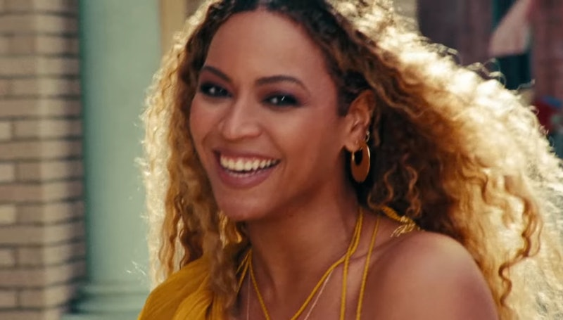 """Beyoncé in the """"Hold Up"""" music video from 'Lemonade'"""
