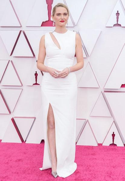 Jena Friedman at the 2021 Oscars