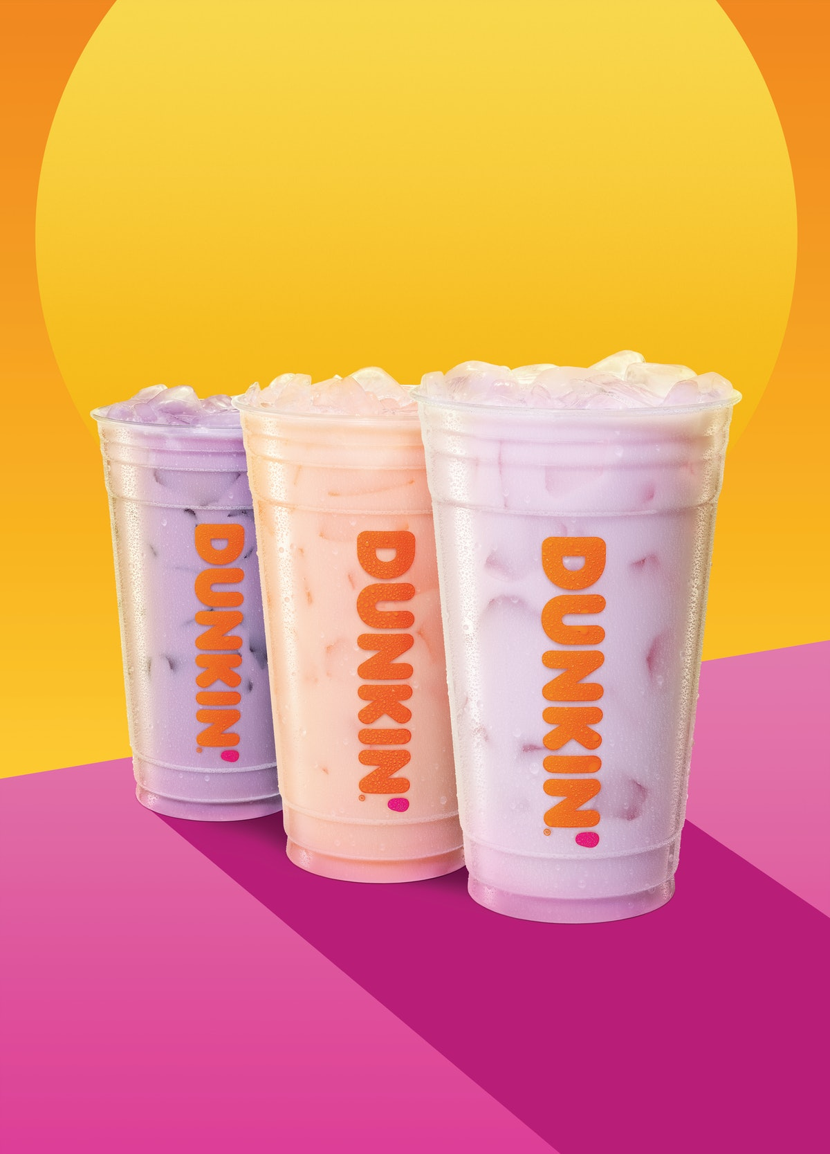 What's in Dunkin's Coconut Refresher? This coconutmilk sip sounds so refreshing.