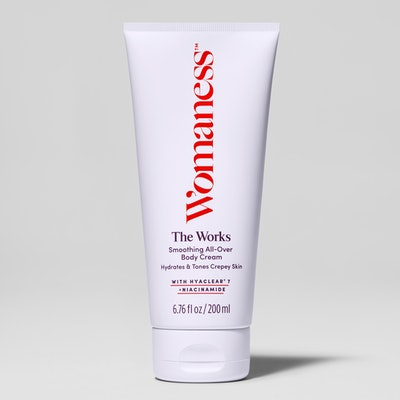 Womaness The Works Smoothing All-Over Body Cream